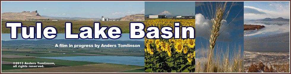 Tule Lake Basin  Anders Tomlinson