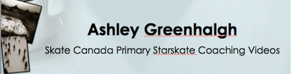 Ashley Greenhalgh - Skate Canada Primary Starskate Coaching Videos