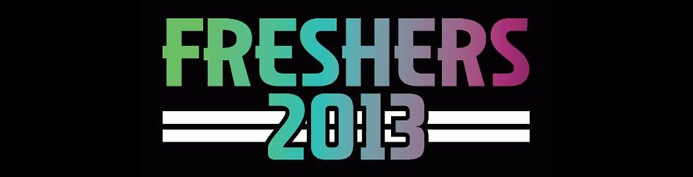 Freshers Week 2013