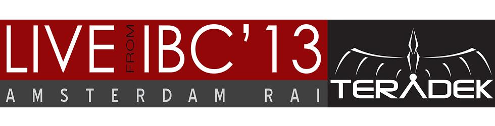 IBC 2013 Teradek Live Show