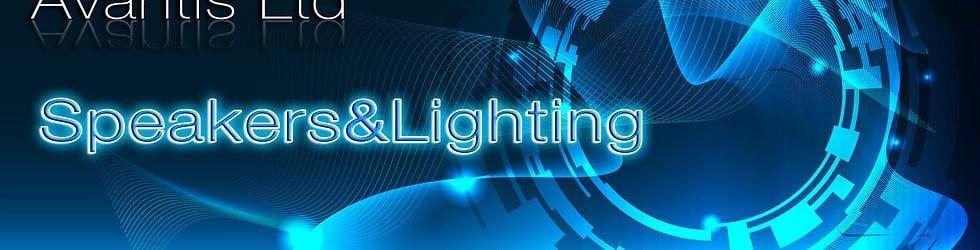 Speakers & Lighting