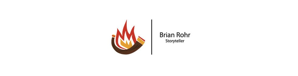 Storyteller Brian Rohr