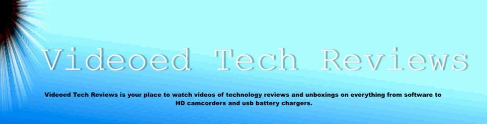 Videoed Tech Reviews ON Vimeo