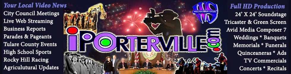 Porterville City Council Meetings