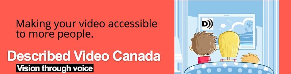 Described Video Canada