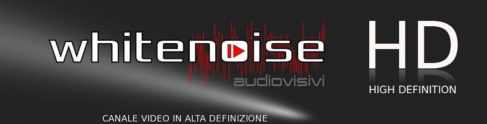white noise audiovisivi