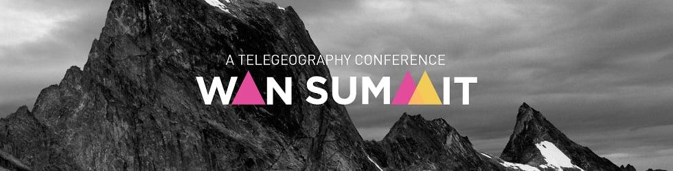 TeleGeography's WAN Summit London 2013
