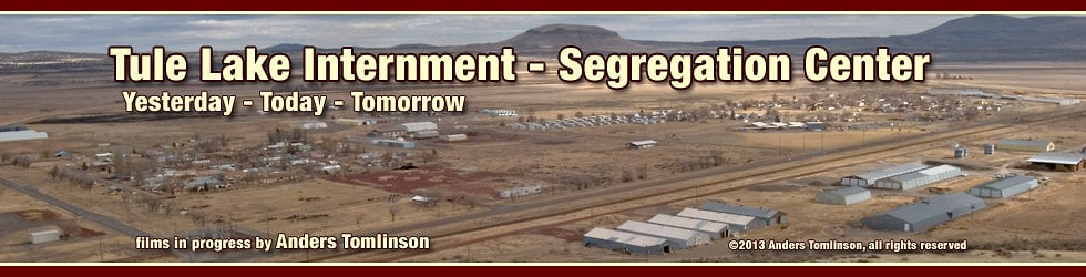 Jimi Yamaichi Anders Tomlinson Tule Lake internment - Segregation