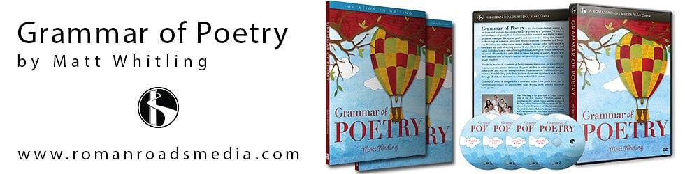 Grammar of Poetry by Matt Whitling
