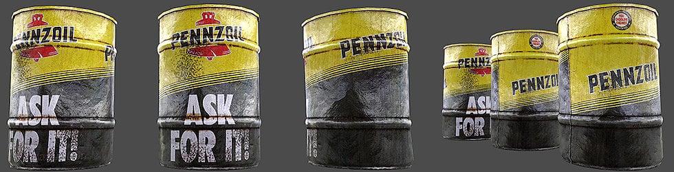 IACG Tutorial 1 Barrel