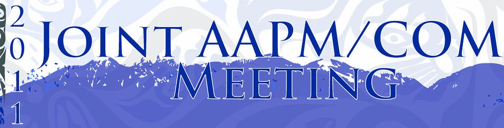 2011 Joint AAPM/COMP Meeting