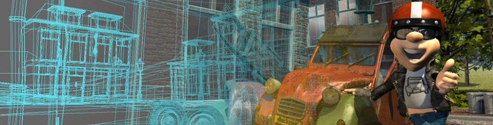 Duckpix. Animatie, visuals, 3D, graphic & webdesign.