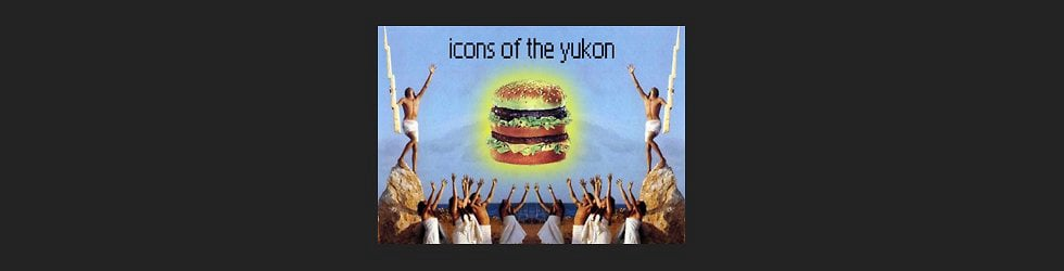 icons of the yukon