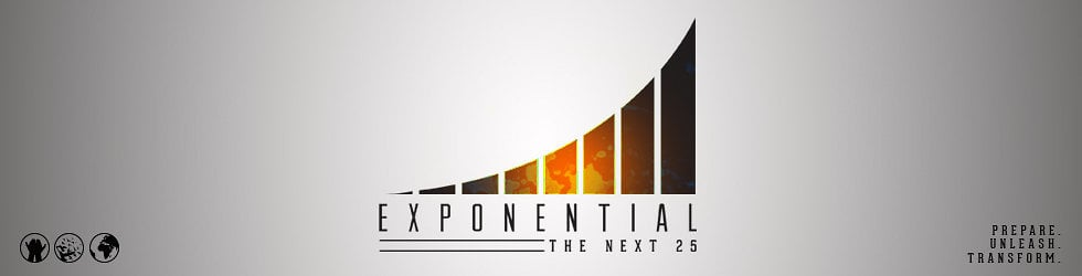 Exponential: The Next 25