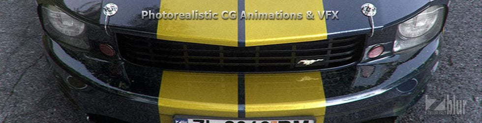 Photorealistic CG Animations & VFX
