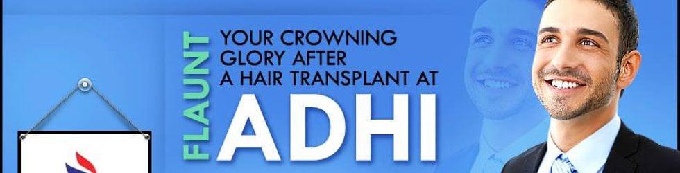 ADHI Best Hair Transplant in India