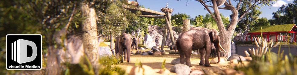 IIID - visuelle Medien - Zoo