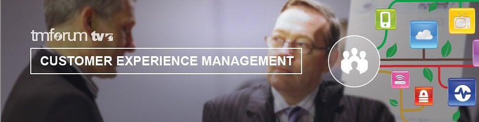 TM Forum - Customer Experience Management