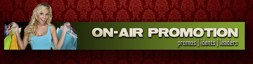 On-air promotion, Idents & Leaders