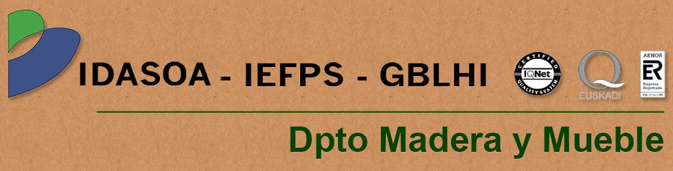 DPTO MADERA Y MUEBLE