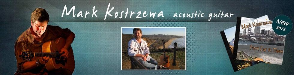 Mark Kostrzewa Music