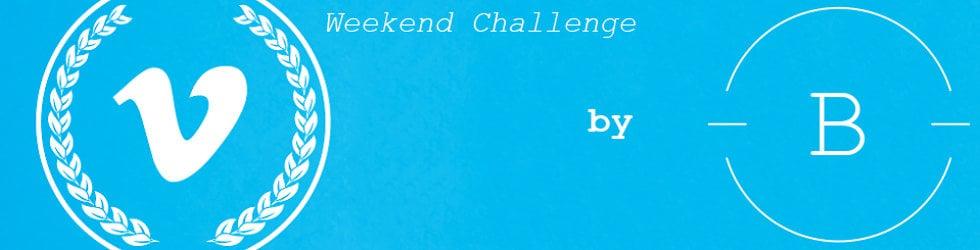 Vimeo Weekend Challenge
