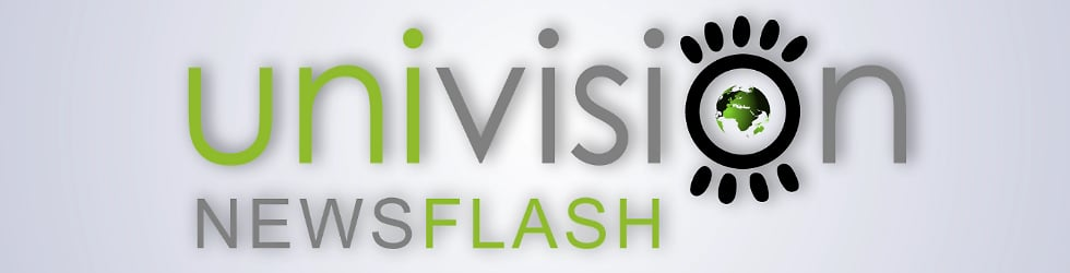 Der univision-Newsflash