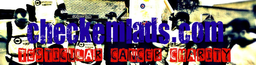 Testicular cancer film made by the checkemlads charity