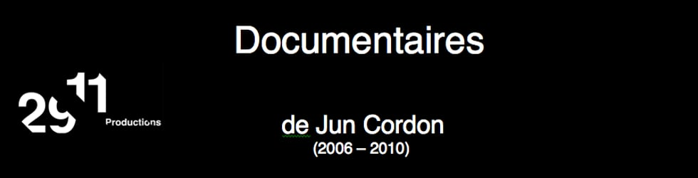 Jun Cordon / Documentaires