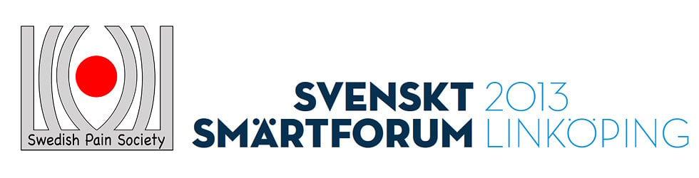 Svenskt Smärtforum 2013
