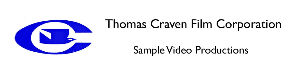 Sample United Nations Video Productions - Thomas Craven Films