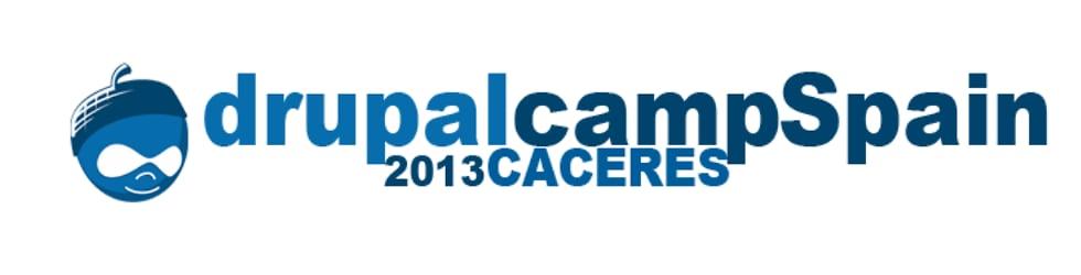 Drupalcamp Spain 2013