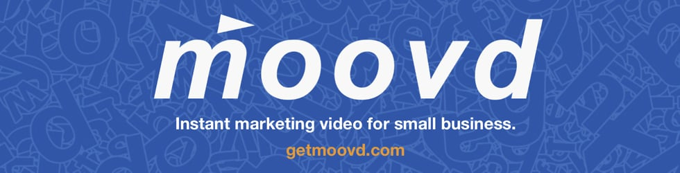 Moovd Instant Kinetic Typography Video