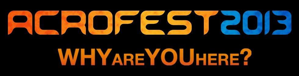 Acrofest 2013