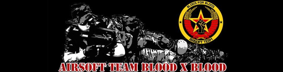 Airsoft Team Blood x Blood