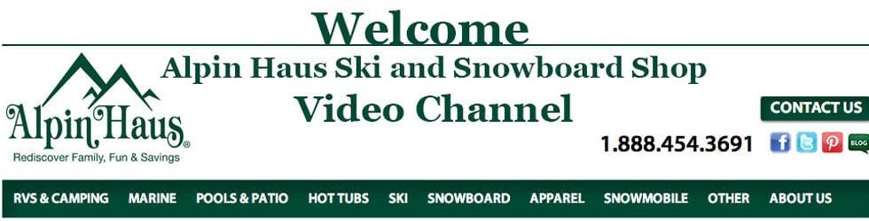 Alpin Haus Ski and Snowboard Channel