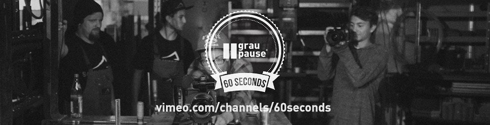 graupause 60seconds
