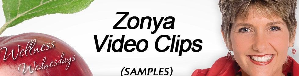 Zonya Health Clip - Cutting Avocados