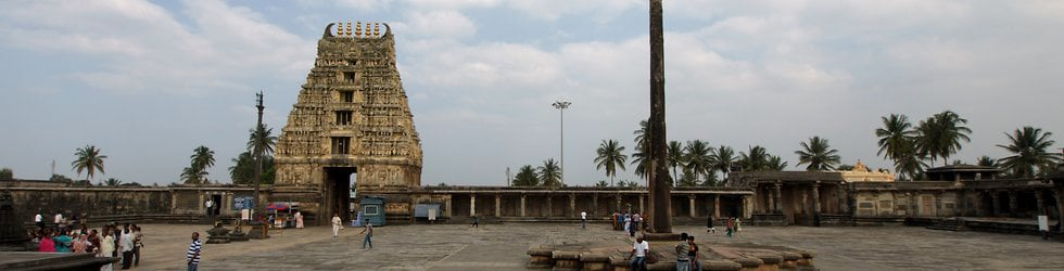 Inde du sud - South India