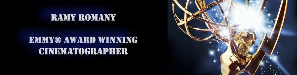 Ramy Romany - EMMY® Award Winning Cinematographer