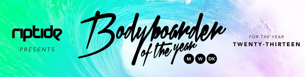 Riptide Bodyboarder Of The Year