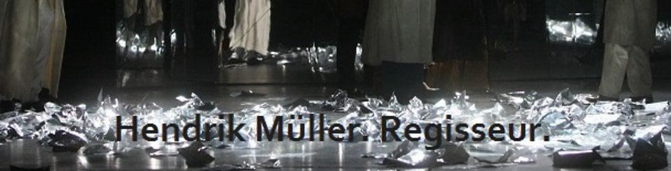 Hendrik Müller. Regisseur.