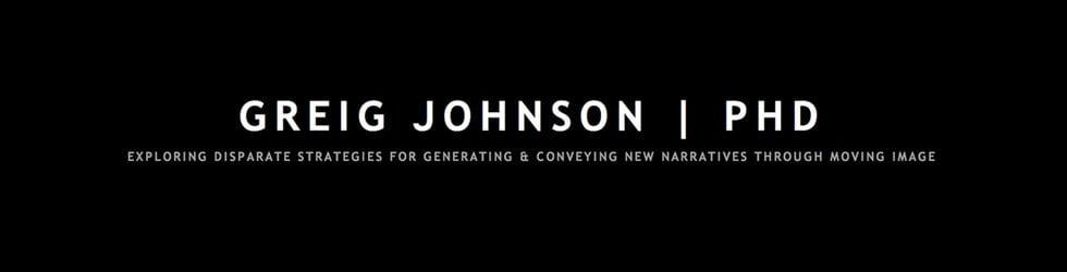 Greig Johnson | PhD