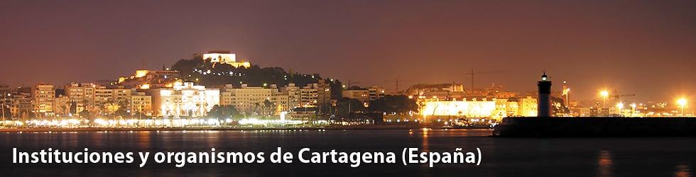 Instituciones y organismos de la comarca de Cartagena (España)