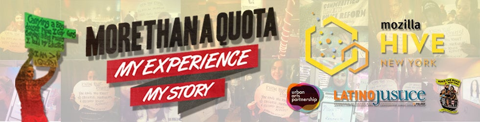 More Than A Quota Gallery