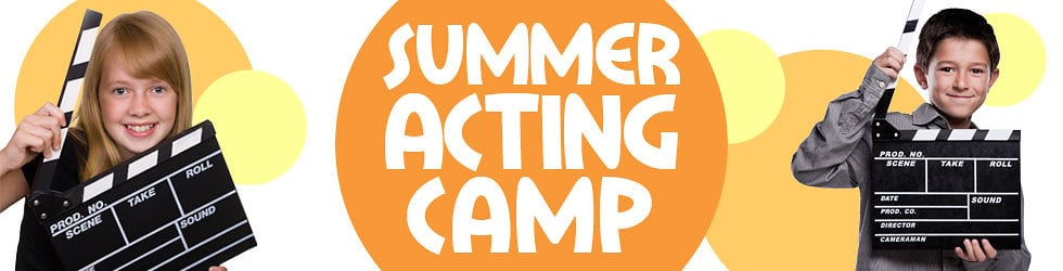 Summer Acting Camp