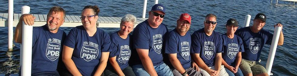 2014 Pontoon & Deck Boat Shootout