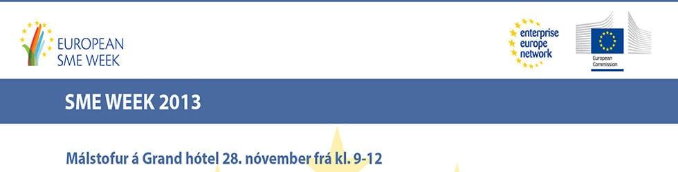 SME week 2013