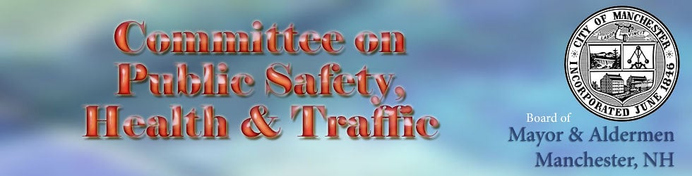 Committee on Public Safety, Health & Traffic