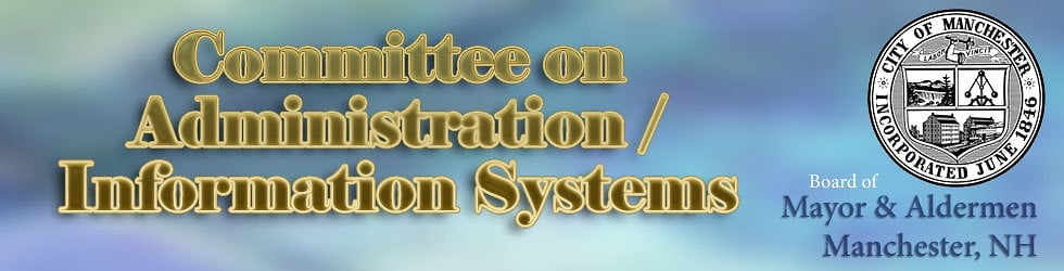 Committee on Administration / Information Systems